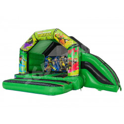 Bouncy With Slide Tmnt