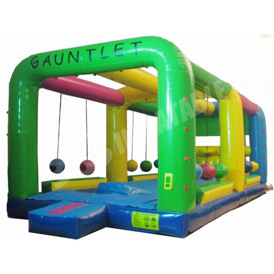 Gauntlet Inflatable Game