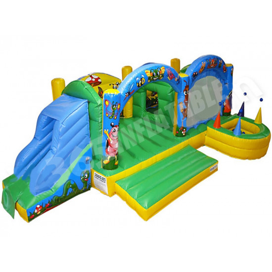 Tots Deluxe Playzone Bugz