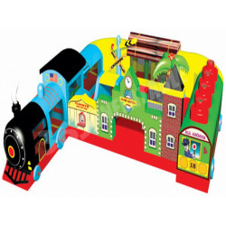 Fun Bahnhof Junior Bounce House